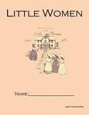 Little Women Unit-Core Knowledge/Common Core