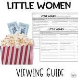 Little Women movie viewing guide