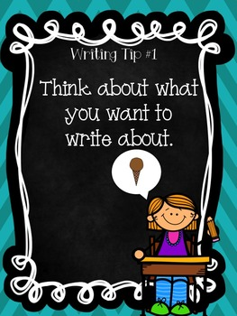 Little Writers! Writers Workshop for Grades K-2