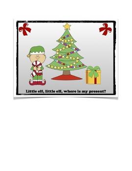 Little elf, little elf, where is my present?
