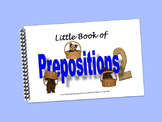 Prepositions2 LITTLE INTERACTIVE BOOK