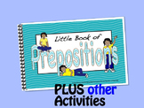 Prepositions LITTLE INTERACTIVE BOOK plus activities