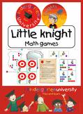 Little knight math games