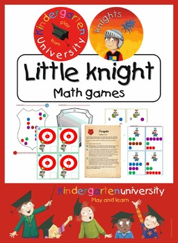 Little knight math games