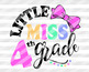Little miss fourth Grade SVG 1st Day Of School Svg Girl shirts with sayings