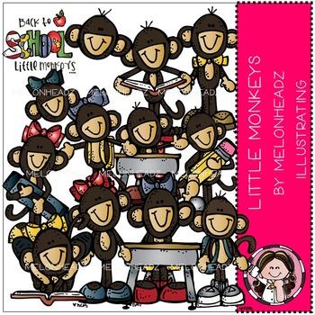 Little monkeys by Melonheadz COMBO PACK
