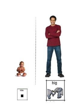 Little/Big Concept Book