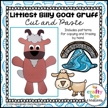 Littlest Billy Goat Gruff Craft