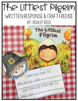 Littlest Pilgrim Response and Craft FREEBIE