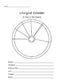 Liturgical Calendar Worksheet