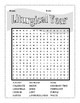 Liturgical Year Word Search