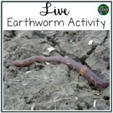 Live Earthworm Lab Activity