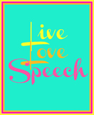 Live Love Speech