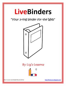 LiveBinders Instruction Sheet and Rubric