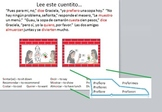 Lively Introduction to shoe/boot verbs that goes beyond just the shoe...Span 1
