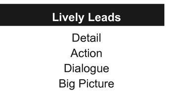 Lively Leads Slideshow