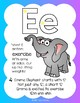 Lively Literacy Character Songs & Actions Posters