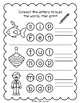 Lively Literacy Letter/Sound of the Week Phonics Worksheets - B