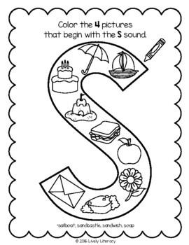 Lively Literacy Early Literacy FREE SAMPLE