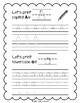 Lively Literacy Letter / Sound of the Week Phonics Worksheets - Short A