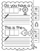 Lively Literacy Letter / Sound of the Week Phonics Worksheets - F