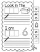 Lively Literacy Letter/Sound of the Week Phonics Worksheets - X