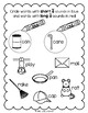 Lively Literacy Letter/Sound of the Week Phonics Worksheets - Long A
