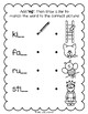 Lively Literacy Letter/Sound of the Week Phonics Worksheets - ng
