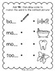 Lively Literacy Letter/Sound of the Week Phonics Worksheets - th