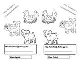 Livestock Interactive Notebook