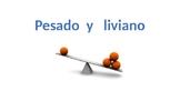 Liviano y Pesado (PPT game)