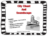 Livin In The City - Chant and Activity Pack