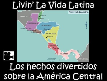 Livin' La Vida Latina – Fun Facts about Central America in