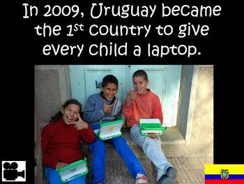 Livin' La Vida Latina - Fun Facts about South America in English