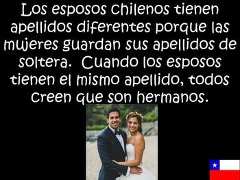 Livin' La Vida Latina - Fun Facts about South America in Spanish