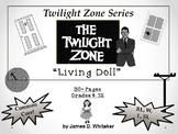 Living Doll Twilight Zone Episode Unit Resource Common Core