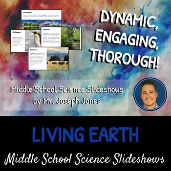 Living Earth - Ecology Introduction: A Life Sciences Slideshow!
