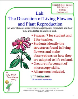 Living Flowers Lab
