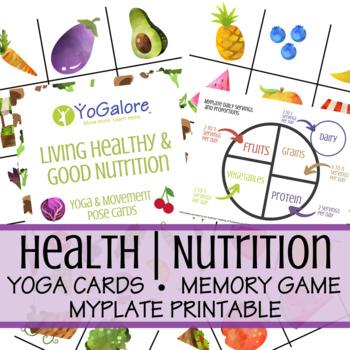 Living Healthy | Nutrition BUNDLE