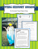 Living History Museum Project {Research Project & Speech}