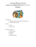 Living History Project Rubric and Expectations