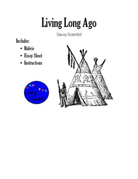 Living Long Ago-Project