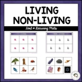 Living - Non-Living | Nature Curriculum in Cards | Montessori