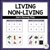 Living - Non-Living | Nature Curriculum in Cards | Montessori