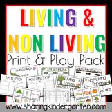 Living Things & Non Living Things