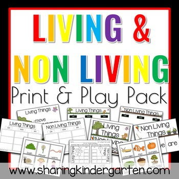 Living Things & NonLiving Things