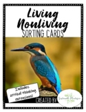 Living Non Living Sorting Cards
