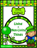 Living & Non-living Things – Unit Pack with Question Sheets