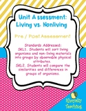Living/Nonliving Assessment