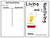 Living /Nonliving Lab and Booklet